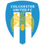 Team badge of Colchester United