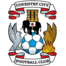 Team badge of Coventry City