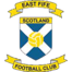 Team badge of East Fife