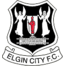 Team badge of Elgin City