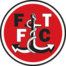 Team badge of Fleetwood Town