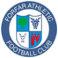 Team badge of Forfar Athletic
