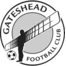 Team badge of Gateshead