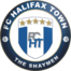 Team badge of FC Halifax Town