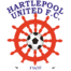 Team badge of Hartlepool United