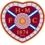 Team badge of Heart of Midlothian