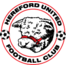 Team badge of Hereford United