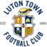 Team badge of Luton Town