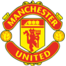 Team badge of Manchester United