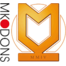 Team badge of Milton Keynes Dons