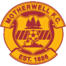 Team badge of Motherwell