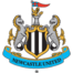 Team badge of Newcastle United