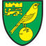 Team badge of Norwich City