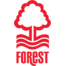 Team badge of Nottingham Forest