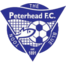 Team badge of Peterhead