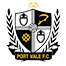 Team badge of Port Vale