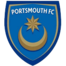 Team badge of Portsmouth