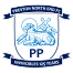 Team badge of Preston North End