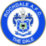 Team badge of Rochdale
