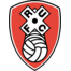 Team badge of Rotherham United