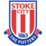 Team badge of Stoke City