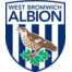 Team badge of West Bromwich Albion