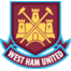 Team badge of West Ham United