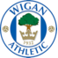 Team badge of Wigan Athletic