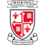 Team badge of Woking