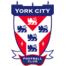 Team badge of York City