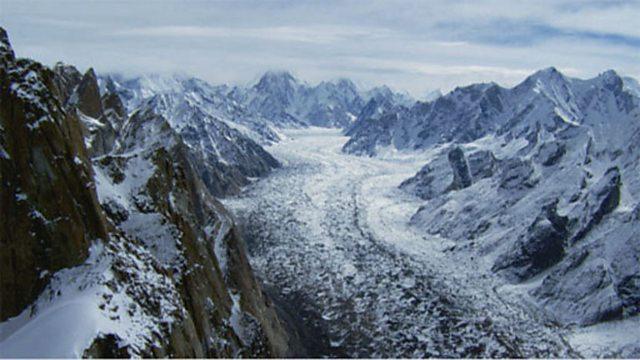 Karakoram aerials