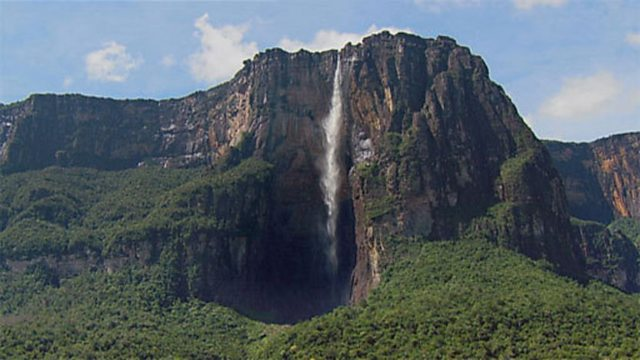 Angel Falls aerials