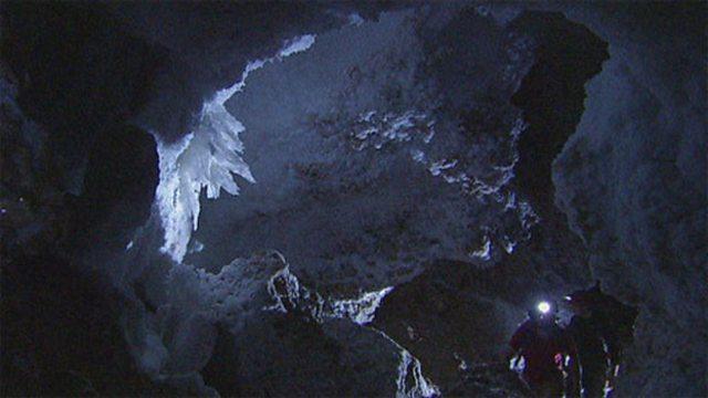 Lechuguilla caves