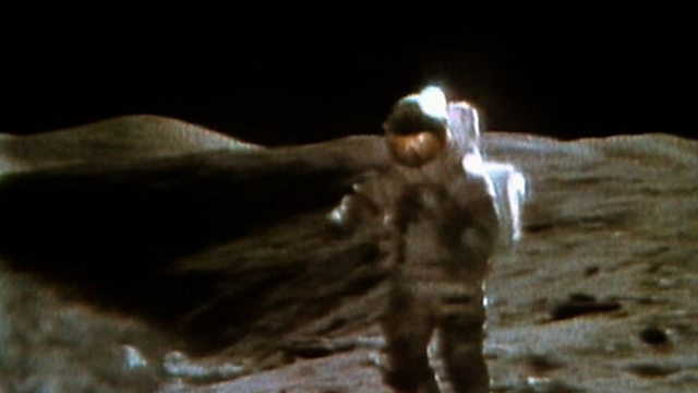Apollo 17 discovers orange soil