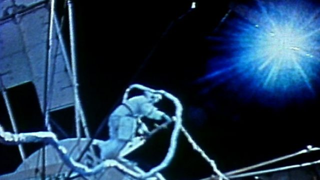 Skylab observes the Sun