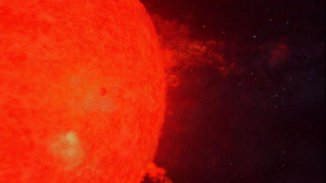 The Sun's path to destruction