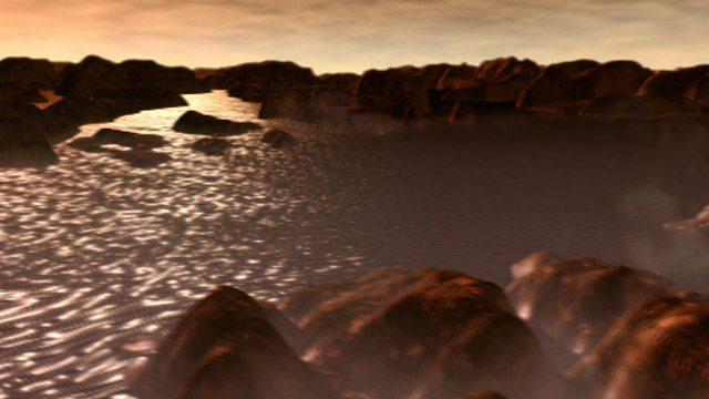 Future life on Mars?