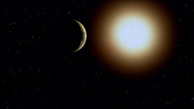 Mariner 2 seeks life on Venus