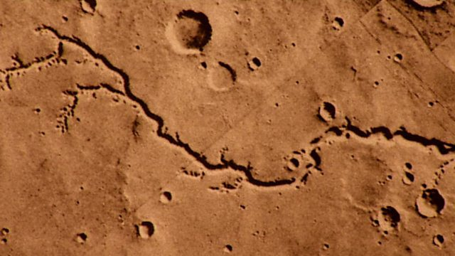 River channels on Mars