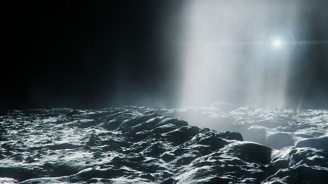 The ice fountains of Enceladus