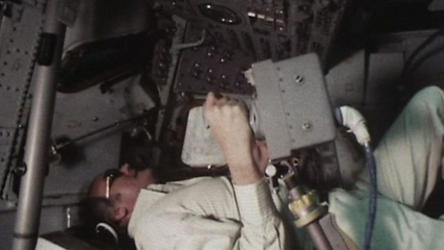 Tour of the command module