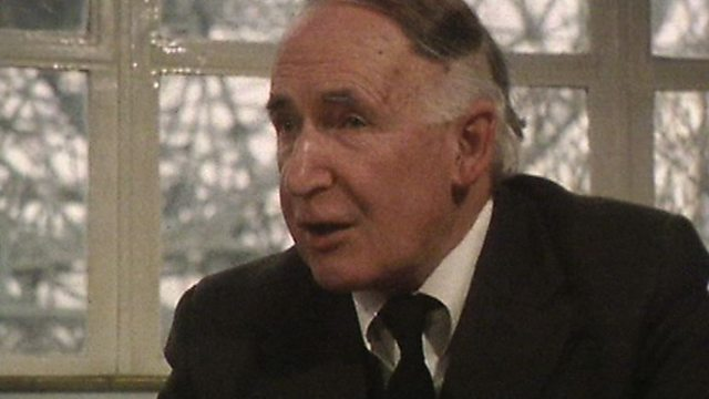 Bernard Lovell on contacting other intelligent life