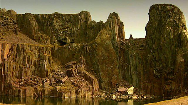 Pre-Cambrian Wales