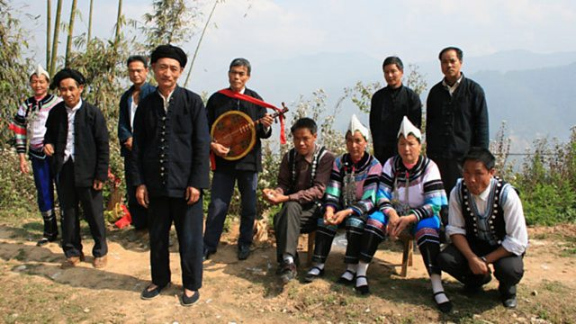 Traditional music of the Yi people