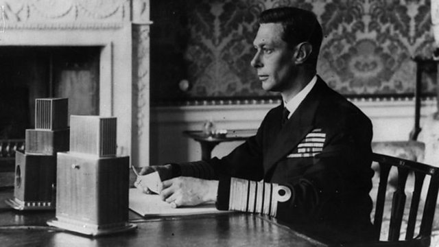 The King's speech at the outbreak of World War II