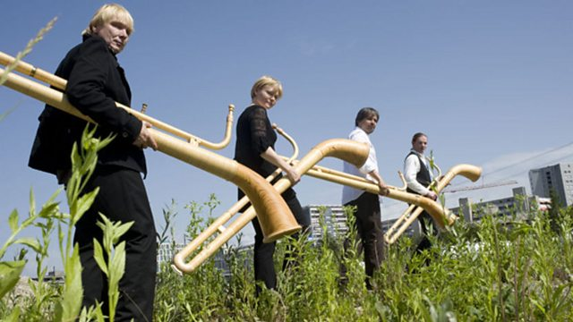 Switzerland - The Alphorn