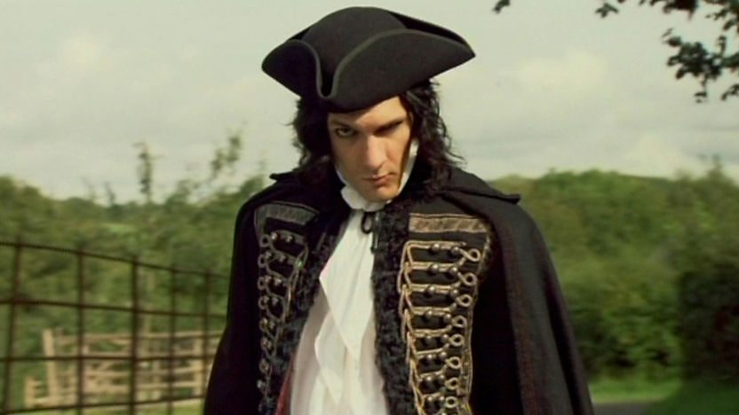 Highwayman Dick Turpin sings