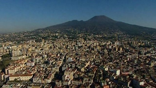 The next Vesuvius eruption could be devastating