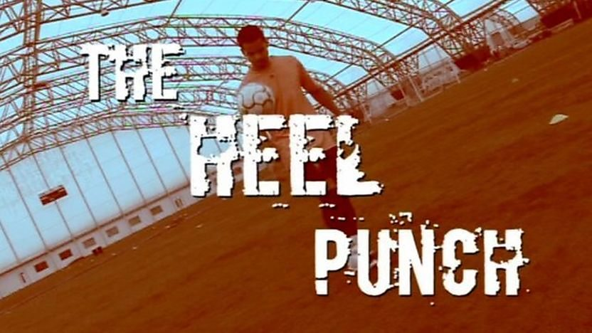 The heel punch