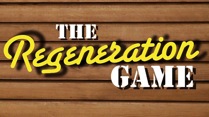 The Regeneration Game logo